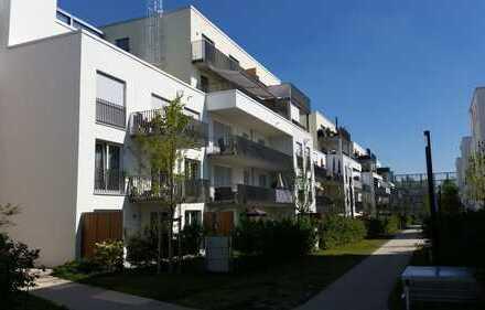 Perfekte 3-Zi-Wohnung mit Traumküche, 2 Tageslichtbäder, Balkon, TG, Aufzug