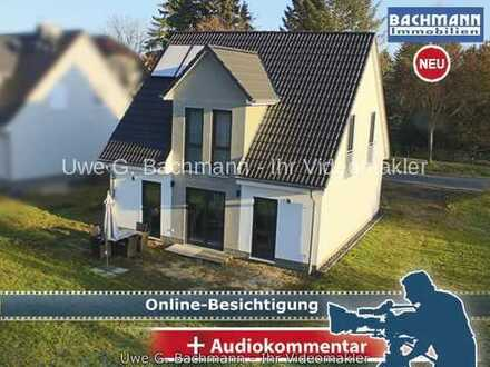 Petershagen - Eggersdorf: Modernes Einfamilienhaus mit ansprechender Ausstattung - UWE G. BACHMANN
