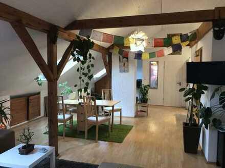 Helles Single Loft in Dortmund-City sucht Nachmieter/in