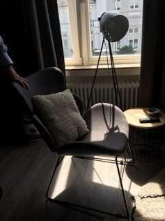 Bestlage Oldenburg!Ideal für Pendler!Hochwertig möblierte 1-Zimmerwohnung in OL, Dobben Viertel