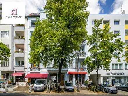 Provisionsfrei: Erdgeschosswohnung in charmantem Altbau