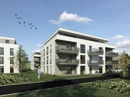 Tolle Penthousewohnung mit Dachterrasse und Bergsicht in bevorzugter Lage von Bad Waldsee