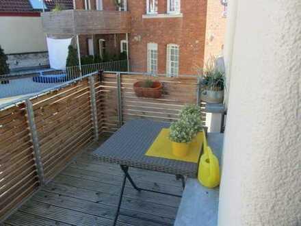 **Großzügiges Townhouse mit Balkon und Terrasse im Herzen der Altstadt von Reutlingen**