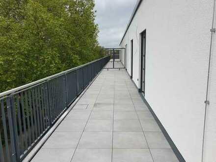 Erstbezug - Penthousewohnung über den Dächern von Barop