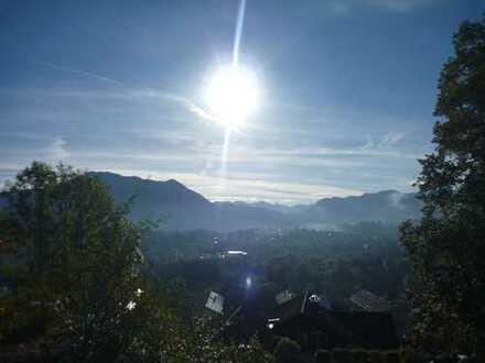 Sonne, Ruhe, Aussicht, Garten, 2-Zimmer Wohnung mit Traum Aussicht und EBK