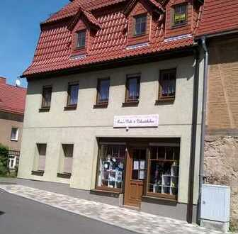 Gemütliche 2-Raum-Wohnung im Zentrum von Siebenlehn