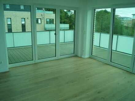 Schöne, helle drei Zimmer Neubauwohnung in Bordesholm (Nähe Bhf)