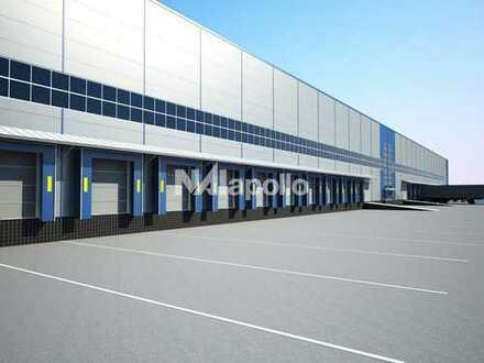 Lager- und Büro-, Sozialflächen | logistischer Knotenpunkt | ca. 6,50 m