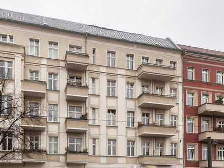 Schöne 2 Zimmerwohnung mit Balkon (VH 1. OG links)