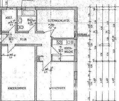 Freundliche, vollständig renovierte 3,5-Zimmer-Wohnung in Eitting