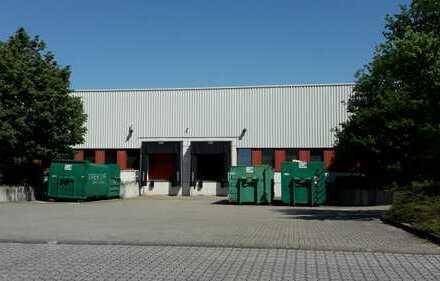 Attraktive Logistikfläche mit Büroanteil | perfekte Anbindung | PROVISIONSFREI | RUHR REAL