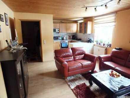Maisonette Eigentumswohnung mit Wohnküche,4 Zimmer, und Garage zum Kauf
