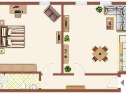 Schöne 2 Zimmer Wohnung - Citynah - zum Januar 2019 zu vermieten