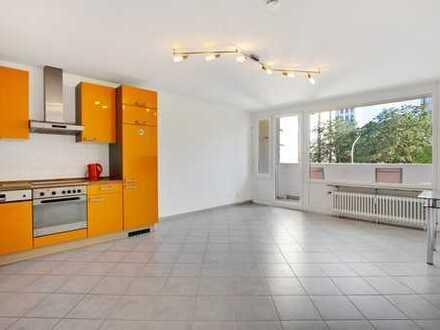 Moderne 1-Zimmer-Wohnung in Pasing