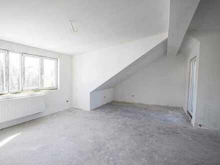 Modern, großzügige Dachgeschosswohnung! Erstbezug in Dortmund-Huckade