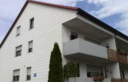 Schöne drei Zimmer Wohnung in Neu-Ulm (Kreis), Neu-Ulm - Stadtteil Gerlenhofen