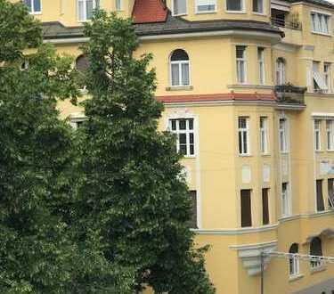 helles Apartment, gr Balkon, neben Hohenzollernplatz, Schwabing