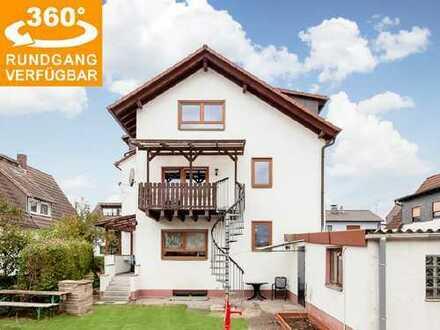 Großzügiges 2-FH (260 m² Wfl.) auf 562 m² Grundstück in ruhiger Lage von Gernsheim