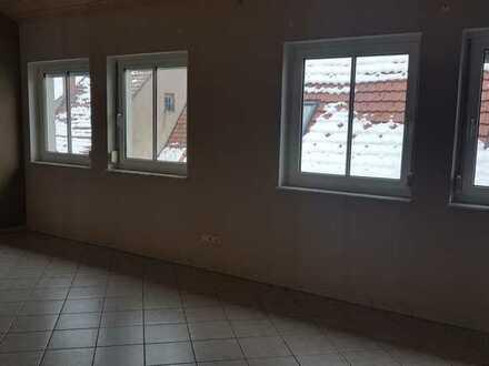 Freundliche 2,5-Zimmer-DG-Wohnung mit EBK in Hüfingen-Fürstenberg