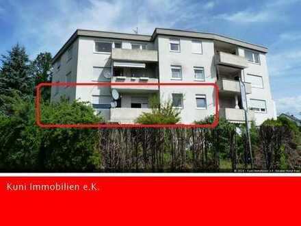 4,5-Zimmer-Wohnung mit sonnigem Südbalkon.