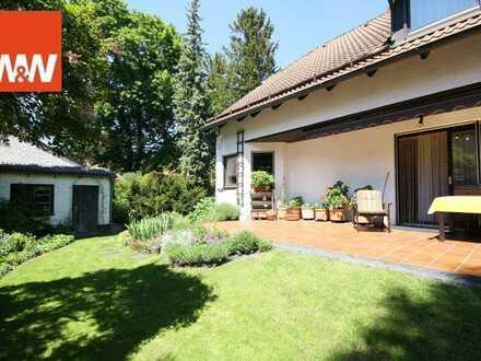 Familienfreundliches Einfamilienhaus in absolut ruhiger Lage von Gröbenzell