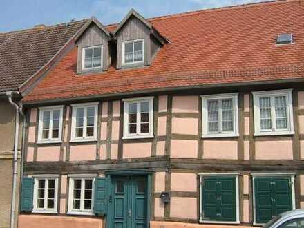 Reihenmittelhaus in der Neu -Stadt von Röbel zu verkaufen