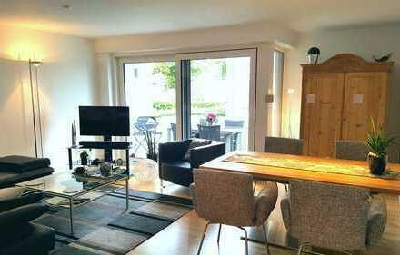 Moderne 3-Zimmer Neubauwohnung in Telgte (ohne Käuferprovision)