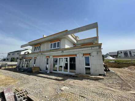 -Rossellit Immobilien- 2 Exklusive 2021 NEUBAU Doppelhaushälften in Traumlage