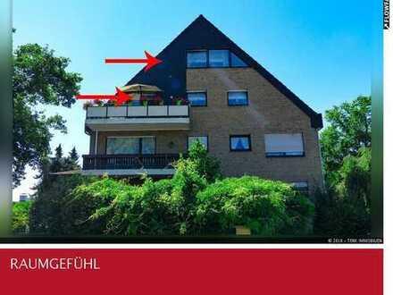 Großzügige Maisonettewohnung mit Balkon in Dorsten