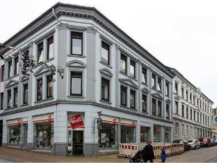 WG-geeignete gr. 4 Zi. WHG. in der Flensburger City