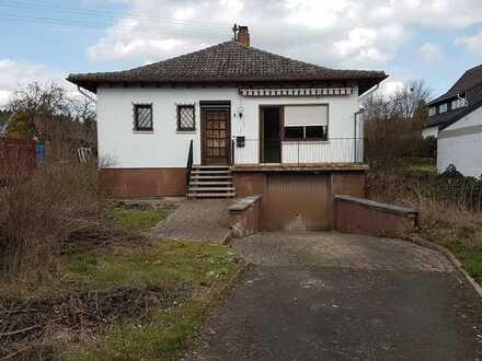 4-Zimmer-Einfamilienhaus, vollunterkellert in Weitersborn zu verkaufen