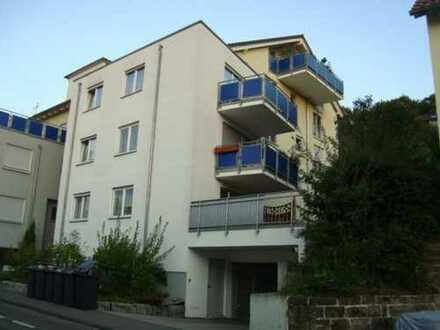 Sonniges Ambiente in Stuttgart-Feuerbach