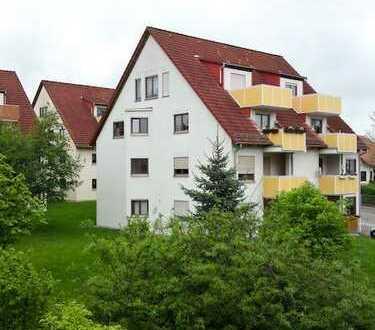3-Raum-Wohnung in ländlicher Umgebug