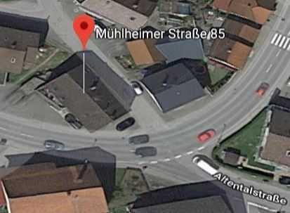 Modernisierte 2-Zimmer-Wohnung mit EBK in Tuttlingen -Nendingen