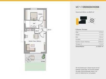 Neubau von 10 Wohnungen in Pfersee