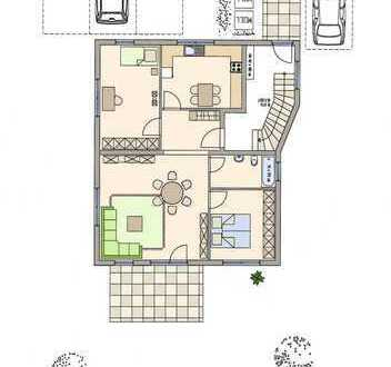 Schöne 3-Zimmer-Wohnung mit Terasse und Garten in Sprendlingen
