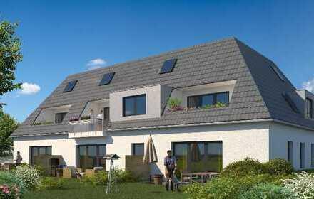 Schicke Neubau-Maisonette im Grünen! Schlüsselfertig und top ausgestattet!