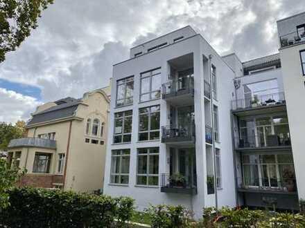 Helle, hochwertige Wohnung im Park-Quartier in Barmbek-Süd