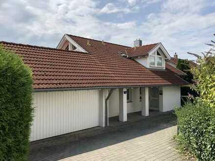 Attraktives Einfamilienhaus Südhang mit Garage Stadtrand Ulm