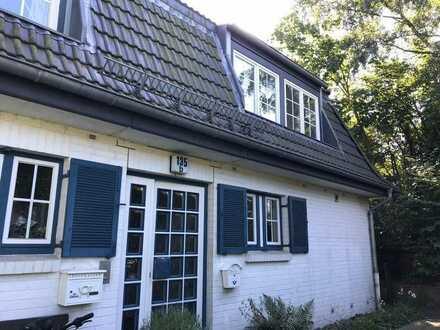 4-Zimmer-Wohnung mit eigenem Garten in Iserbrook, Hamburg