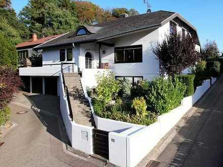 Repräsentative Villa in Neckargemünd/Waldhilsbach bei Heidelberg