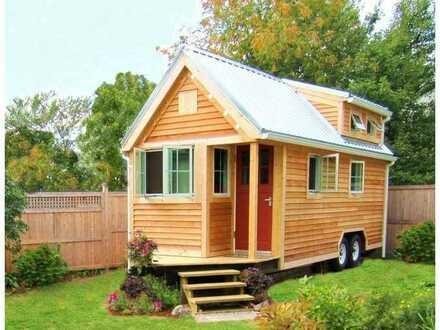Tiny House - flexibles Wohnen Wo auch immer Ihr Herz Sie hinzieht
