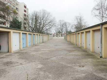 Garage in Oberricklingen zu vermieten