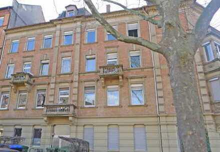 6024 - Erdgeschosswohnung in der Oststadt!