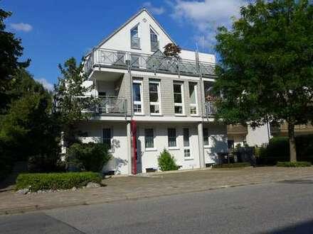Helle, freundliche Studiowohnung über 2 Etagen in zentraler Wohnlage von Herford