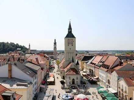 Interessantes Renditeobjekt mit Läden und Arztpraxis im Zentrum von Deggendorf