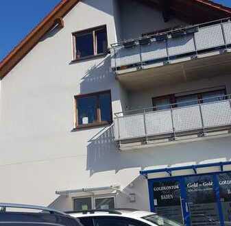 Geräumige 4,5-Zimmerwohnung in Wohn-/Geschäftshaus in Emmendingen