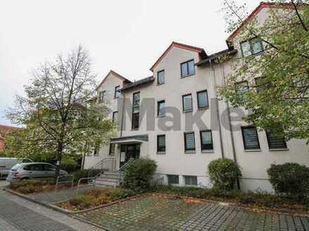 Für Kapitalanleger: Vermietete Maisonettewohnung in attraktiver Lage von Leipzig