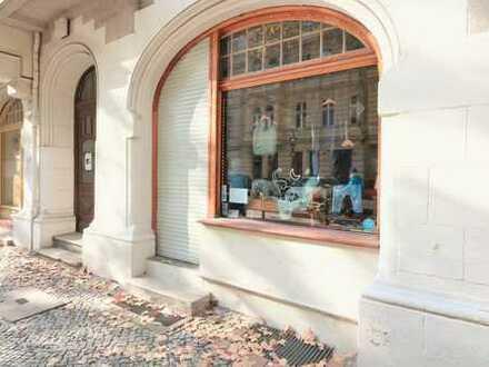 Charmante Ladeneinheit in Kiezlage - 3 Zimmer, Prachtaltbau, Einzeldenkmal nahe Lietzensee
