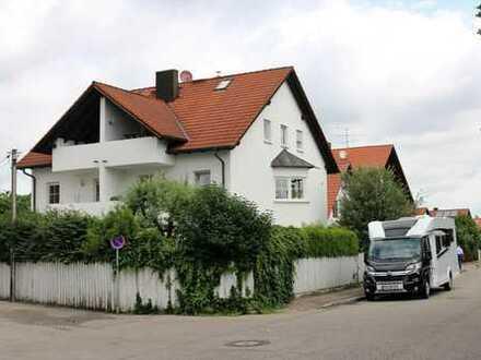 Sehr schön geschnittene 3-Zimmer Maisionette-Wohnung in ruhiger Siedlungslage